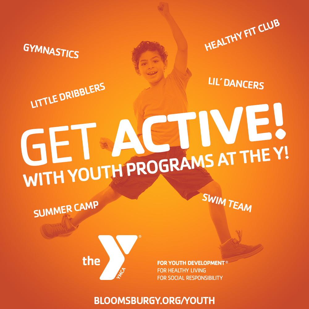 Get Active - Youth Programs!