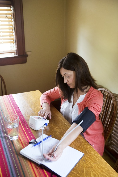 The Blood Pressure Self-Monitoring Program gives participants the ability to monitor their own health--all while receiving support from the Y!