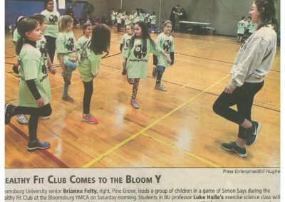 Healthy Fit Club comes to the Bloom Y