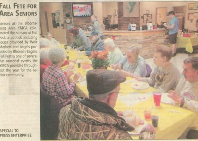 Fall Fete for Area Seniors